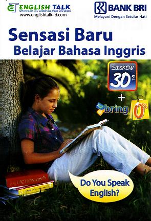 English Talk - BRI Diskon