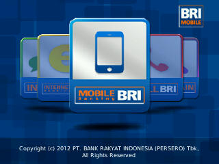BRI Mobile Application